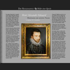 1551 • Henri Alexandre-Edouard | Die Jugend des letzten Valois