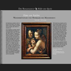 1552 • Hans von Aachen | Venus, Amor und Bacchus