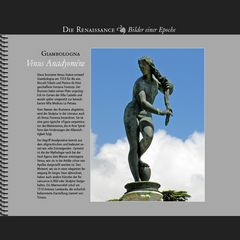 1553 • Giambologna | Venus Anadyoméne