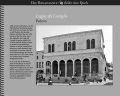 1553 • Loggia del Consiglio, Padova