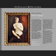1556 • Tiziano | Venus im Spiegel