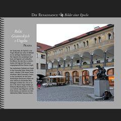 1558 • Praha | Palác Granovskych v Ungeltu