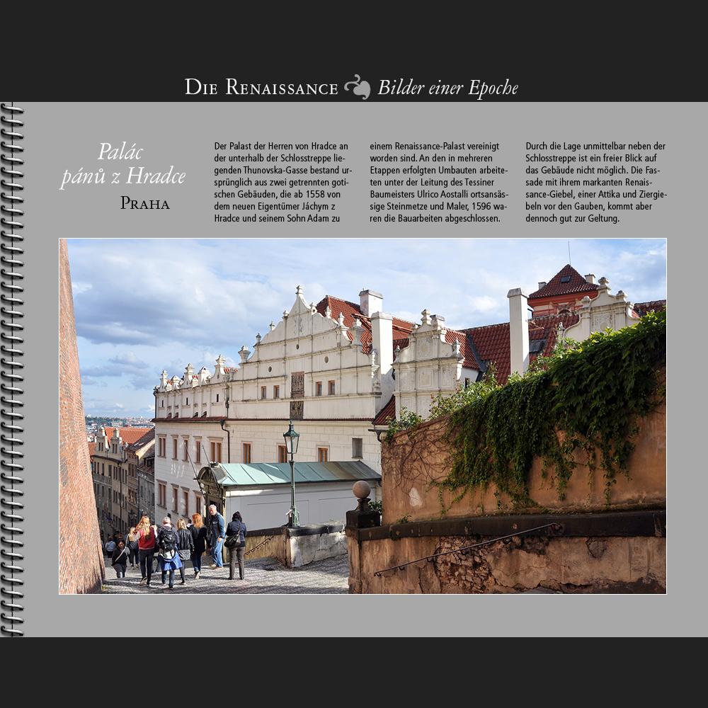 1558 • Praha   Palác pánu z Hradce