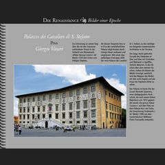 1560 • Pisa | Palazzo dei Cavalieri di S. Stefano