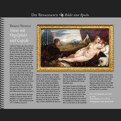 1560 • Tiziano | Venus mit Orgelspieler und Cupido