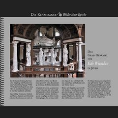 1561 • Jever | Grab-Denkmal für Edo Wiemken