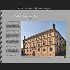 1565 • Úbeda | Palacio Vázquez de Molina