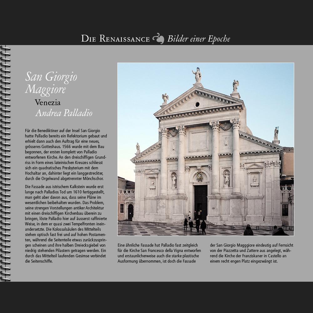 1566 • Venezia   San Giorgio Maggiore