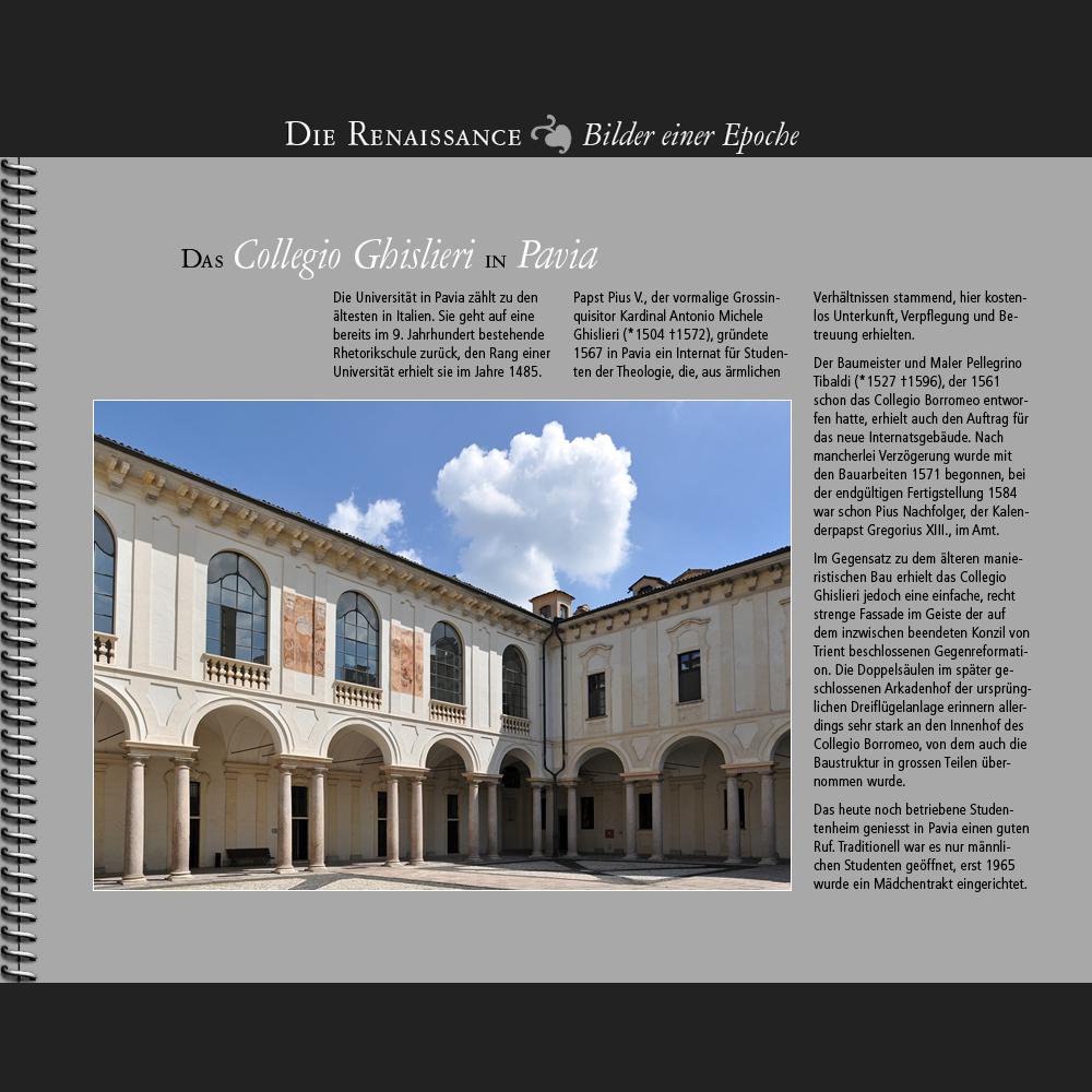 1567 • Pavia | Collegio Ghislieri