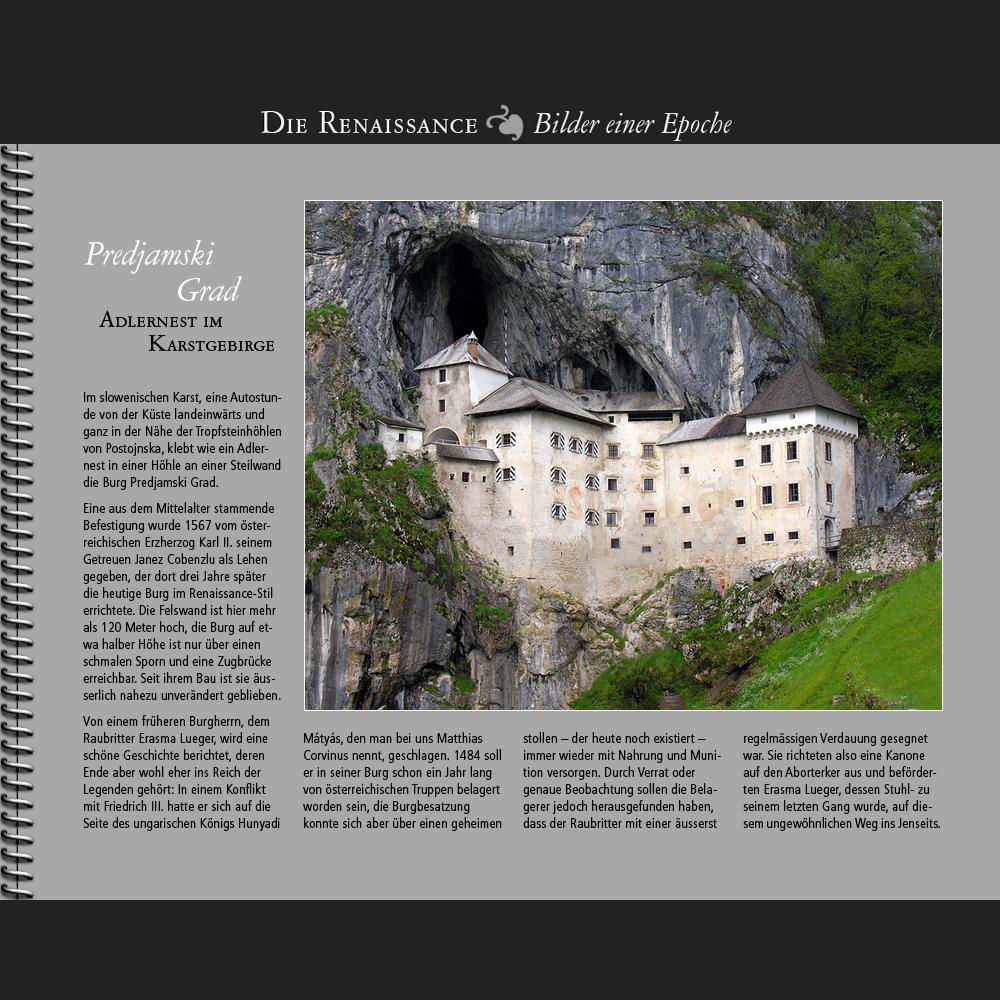 1567 • Predjamski Grad
