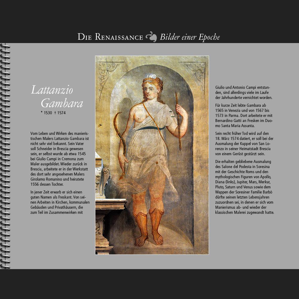 1570 • Lattanzio Gambara