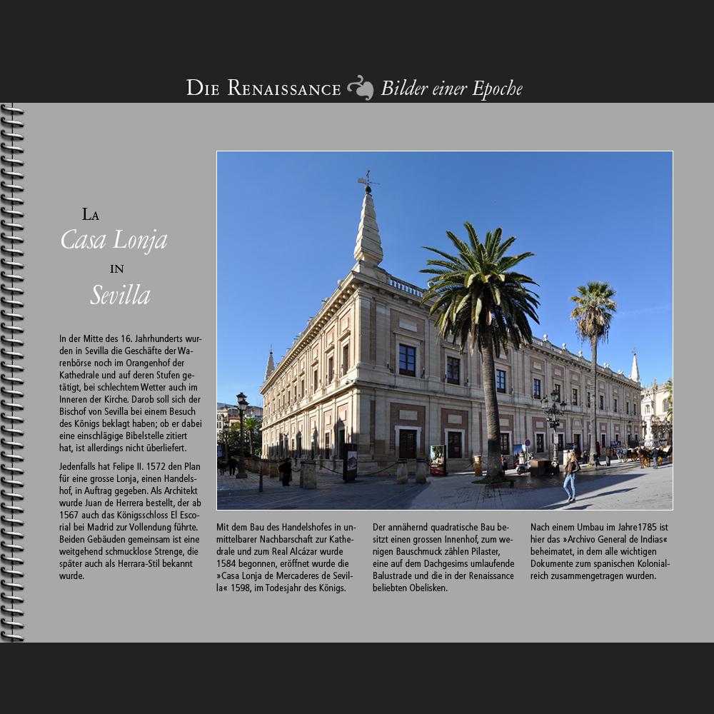 1572 • Sevilla | Lonja