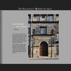 1575 • Baeza | Casa Solariega de los Galeote