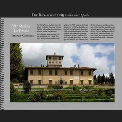 1575 • Firenze | Villa Medicea La Petraia