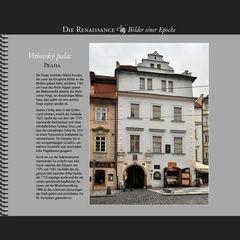 1575 • Praha | Vrtbovský palác