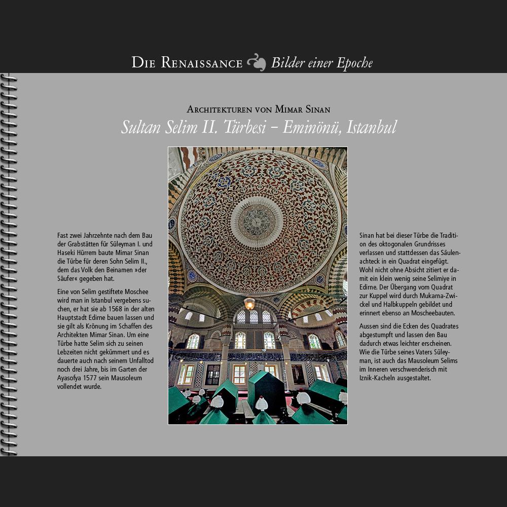 1577 • Sultan Selim II. Türbesi