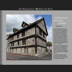 1577 • Vernon | Hôtel des Lemoyne de Bellisle