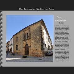 1580 • Baeza | Casa de los Acuña