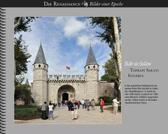 1580 • Istanbul | Bâb-üs-Selâm des Topkapi Sarayi