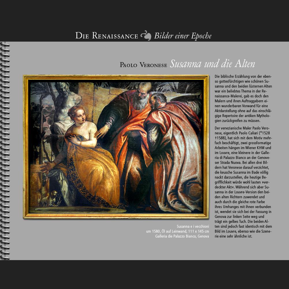 1580 • Paolo Veronese   Susanna und die Alten