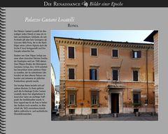 1580 • Roma | Palazzo Caetani Locatelli