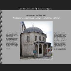 1580 • Sehzadeler Murad'in III. Türbesi