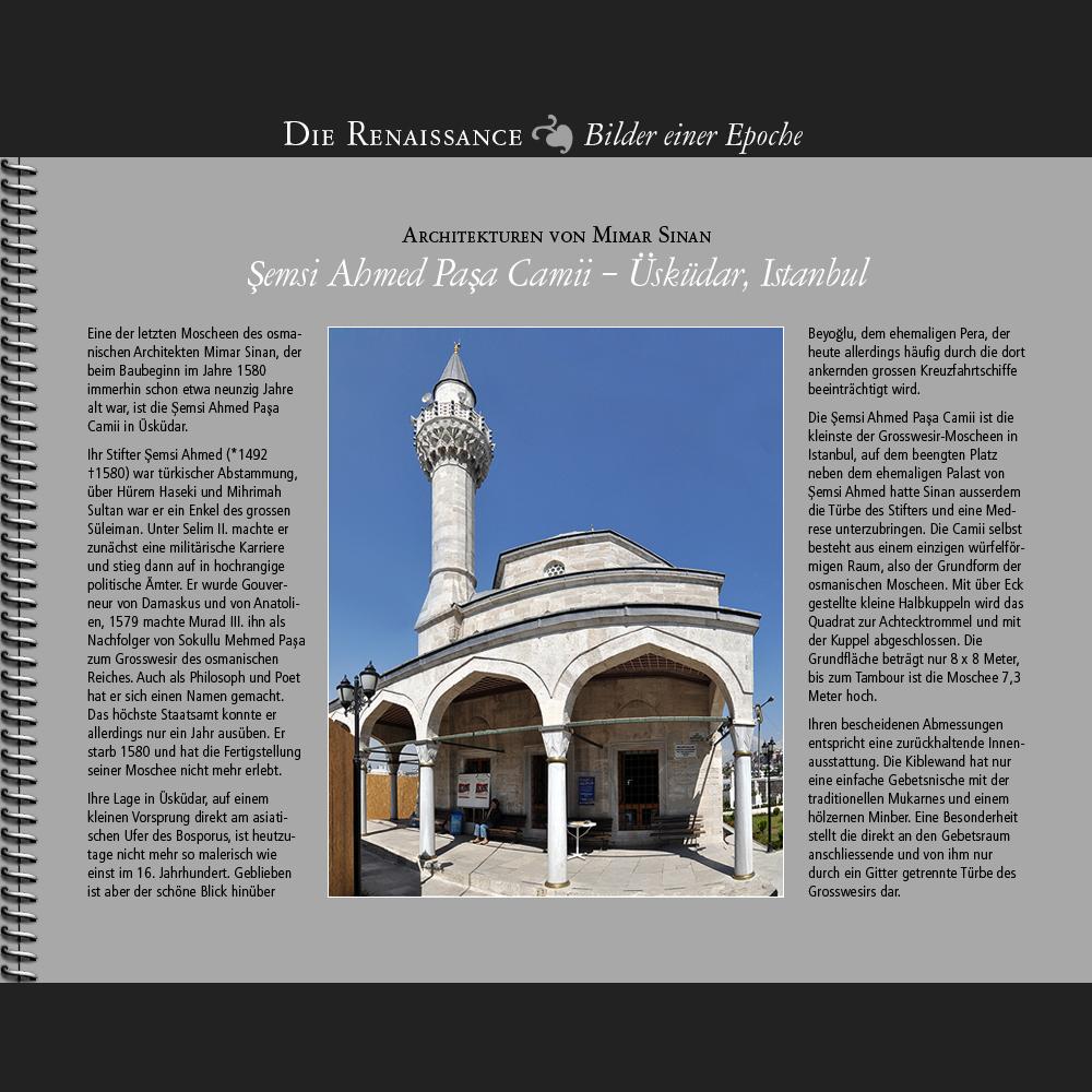 1580 • Semsi Ahmed Pasa Camii