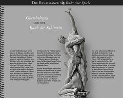 1583 • Giambologna | Der Raub der Sabinerin