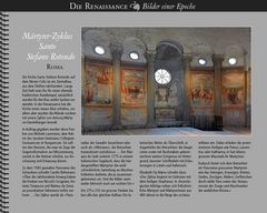 1583 • Roma | Märtyrer-Zyklus der Santo Stefano Rotondo