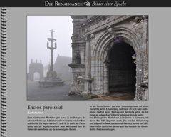 1585 • Commana | Enclos paroissial