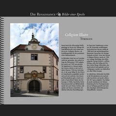 1588 • Tübingen | Collegium Illustre