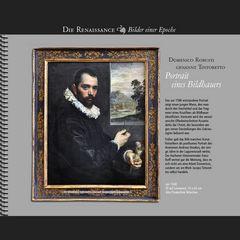 1590 • Domenico Robusti | Portrait eines Bildhauers