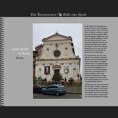 1590 • Roma | Santo Spirito in Sassia