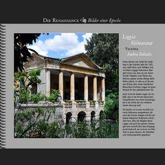 1592 • Vicenza | Loggia Valmarana