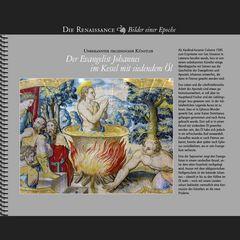 1595 • Unbekannter italienischer Künstler | Der Evangelist Johannes