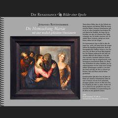 1596 • J. Rottenhammer | Die Heimsuchung Mariae