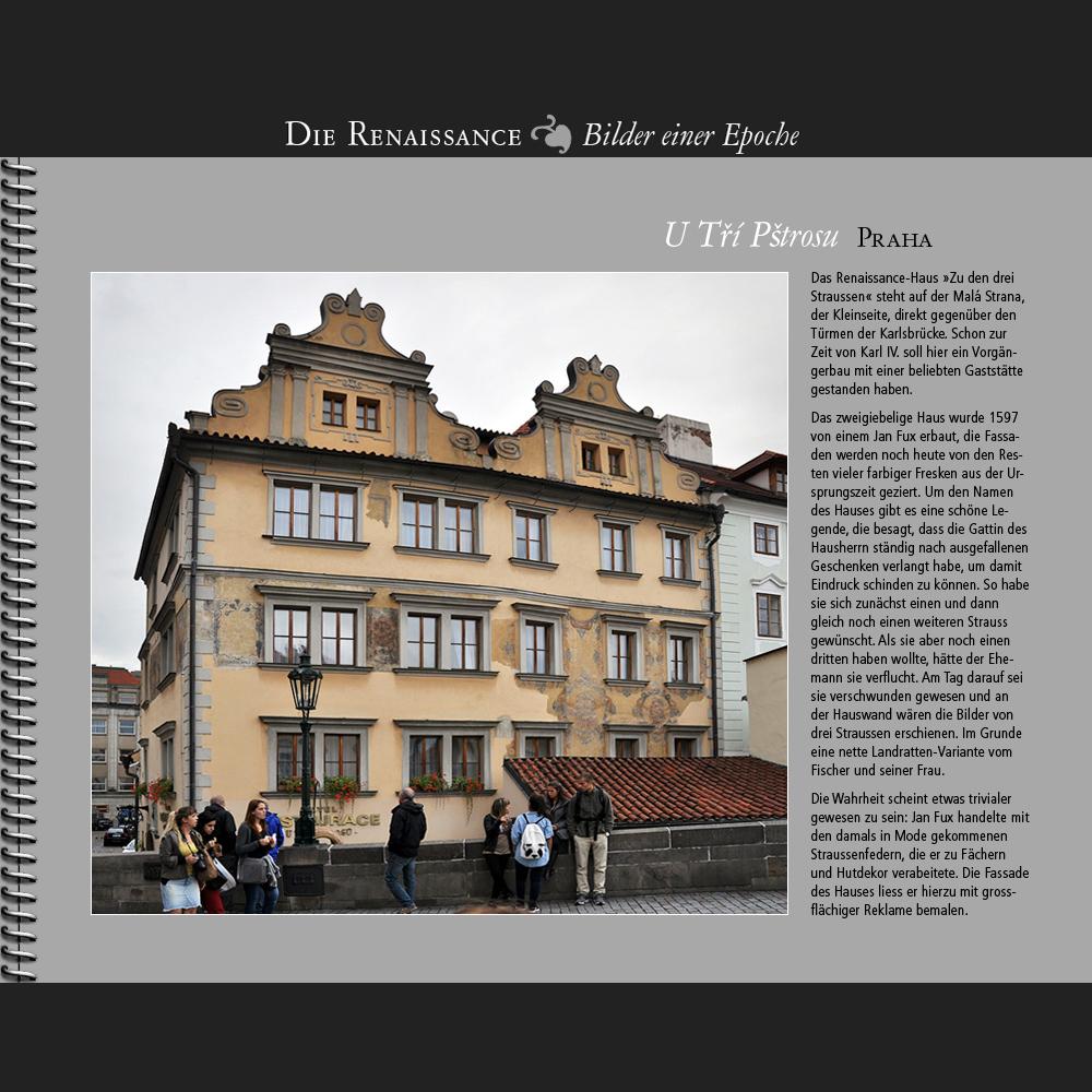 1597 • Praha   U Trí Pstrosu