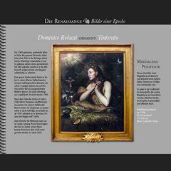 1598 • Domenico Tintoretto | Maddalena penitente