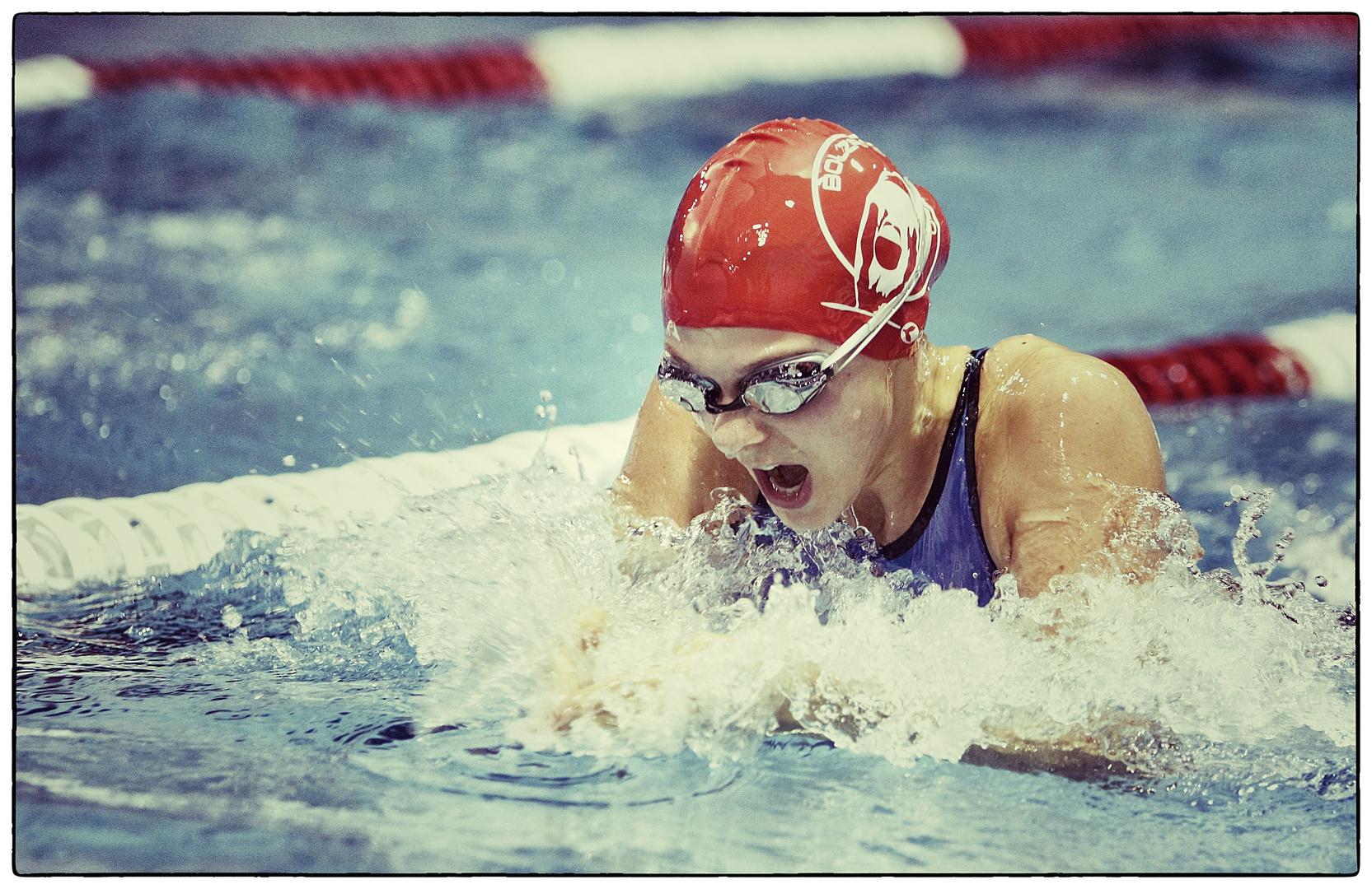 16. Internationales Schwimm-Meeting in Bozen (Südtirol)
