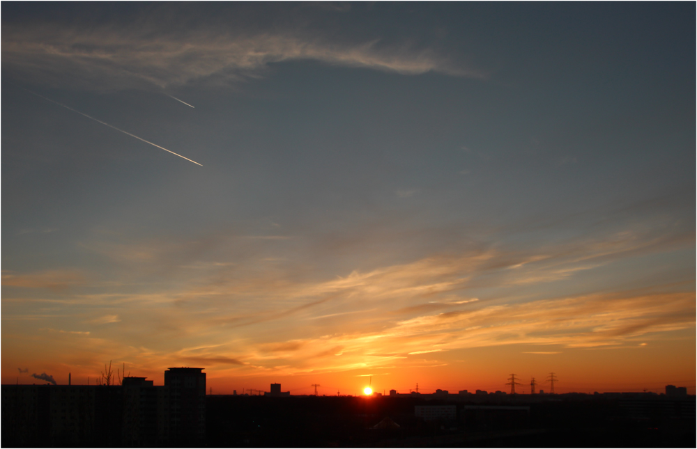 16 Uhr in Berlin