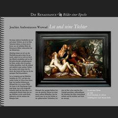 1600 • Lot und seine Töchter – Joachim Anthoniszoon Wtewael