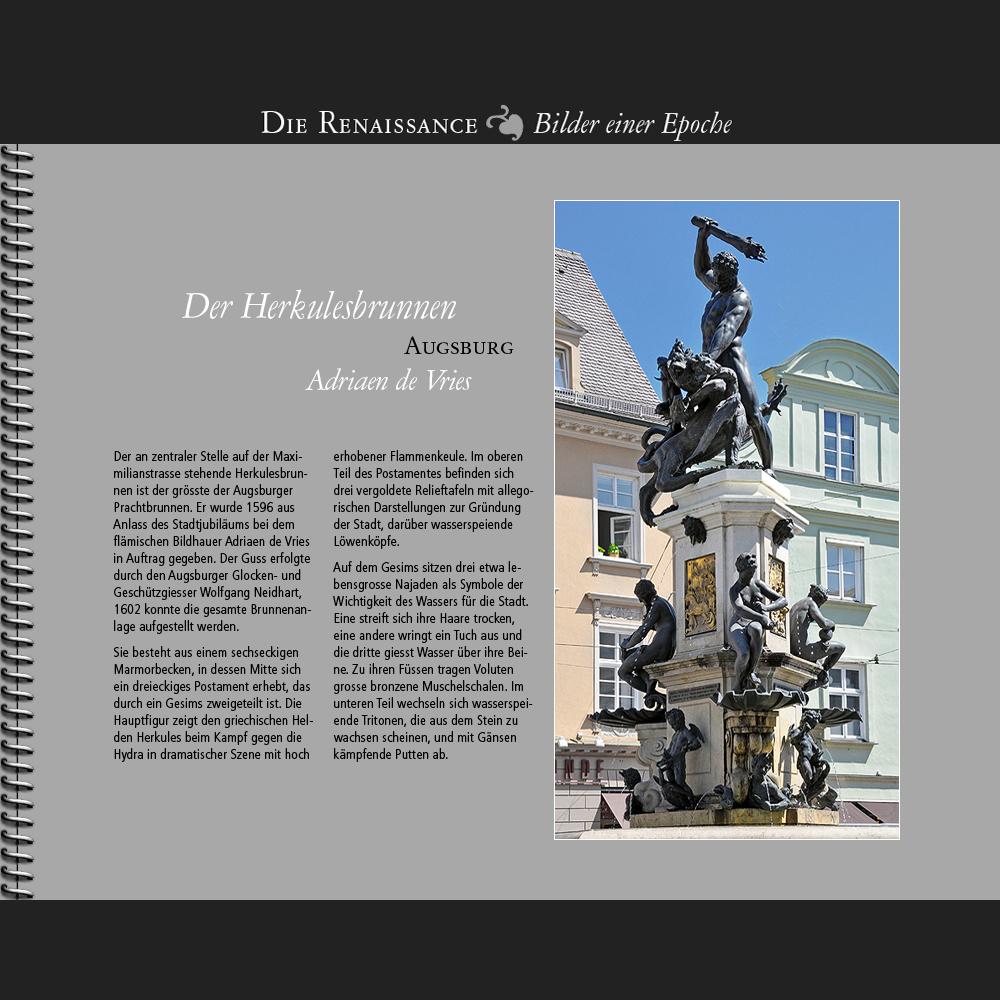 1602 • Augsburg   Herkules-Brunnen