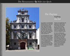 1602 • Zeughaus, Augsburg