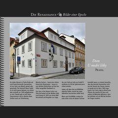 1605 • Praha | Dum U modré lisky