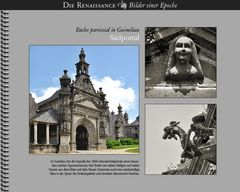 1606 • Südportal, Guimiliau