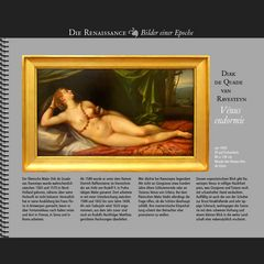 1608 • Dirk de Quade van Ravesteyn | Vénus endormie