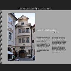 1609 • Praha | Dum U Zlatého prstenu