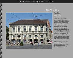 1613 • Neuer Bau, Augsburg