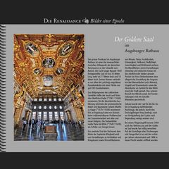 1643 • Der Goldene Saal in Augsburg