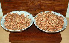 """1684 Gramm , jede Krabbe wurde von mir an Bord der """"Stella Polaris"""" persönlich begrüsst"""